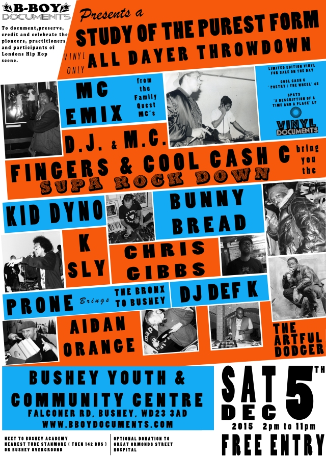 Flyer Newest 25th Nov